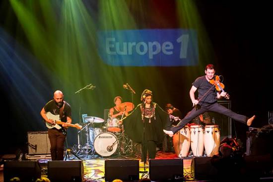 ©Laurent Hazgui- Capa Pictures- Europe 1