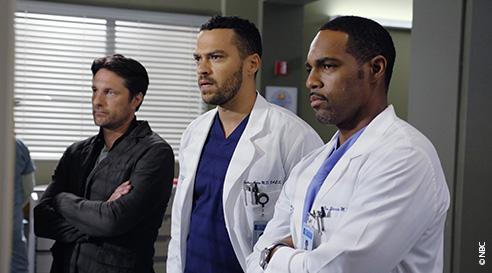 Ce soir à la télé : « Grey's Anatomy » saison 12, épisodes 5 et 6