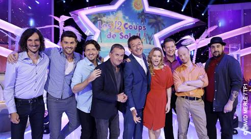 """Ce soir à la télé : """"Les 12 coup de soleil"""" avec Artus et Christophe Dechavanne"""