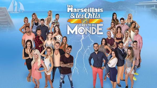 Audiences Les Marseillais Et Les Ch Tis Vs Le Reste Du