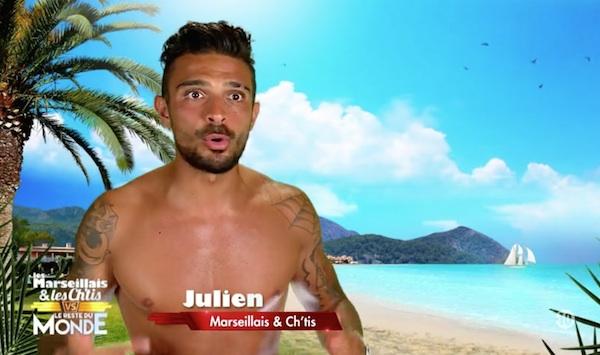 Les Marseillais et les Ch'tis VS le reste du monde : Julien