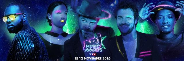 NRJ Music Awards 2016 : les nommés de la chanson française de l'année