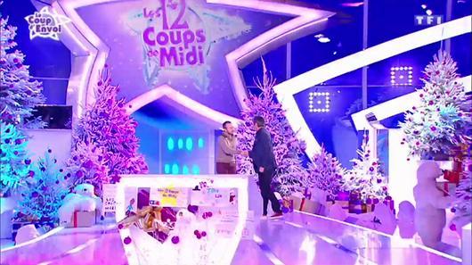 """capture écran """"Les 12 coups de Midi"""" (TF1)"""