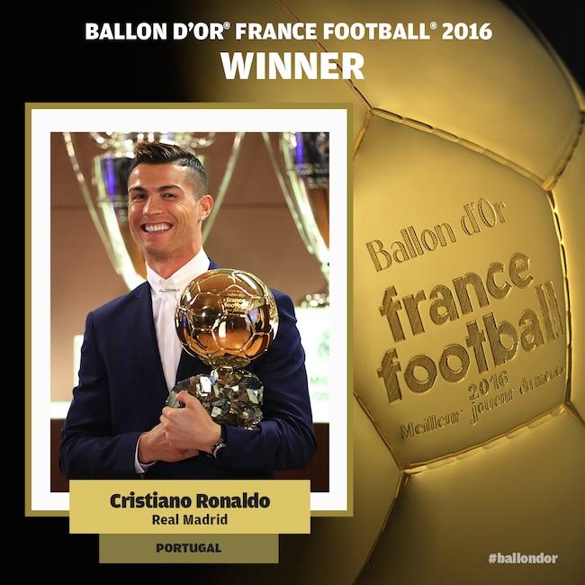 Ballon d'Or 2016