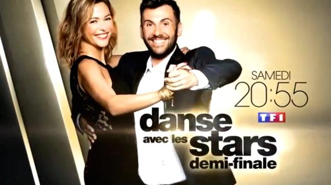Ce soir à la télé : la demi-finale de Danse avec les Stars 7 (VIDEO)