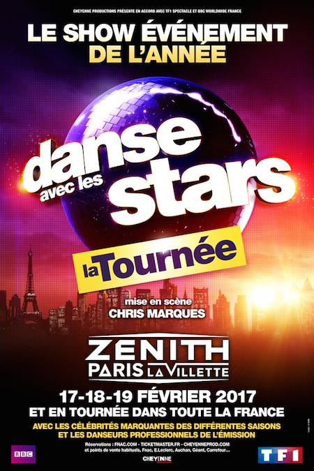 Danse avec les Stars la tournée