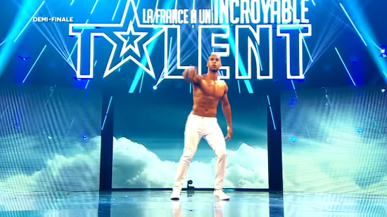 La France a un incroyable talent (capture écran M6/6play)