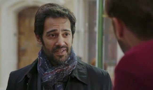"""Marc dans """"Plus Belle la Vie"""" (Capture France 3)"""