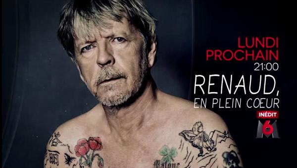 Renaud Capture écran bande-annonce M6 (®Yann Orhan)