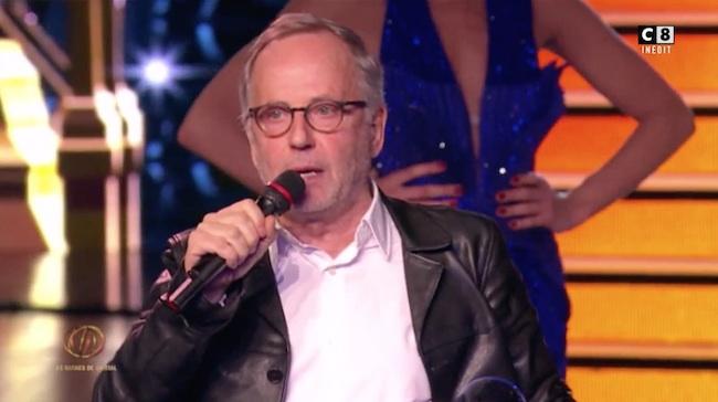 """Globes de Cristal : Fabrice Luchini parle d'une """"soirée hallucinante"""" (VIDEO)"""