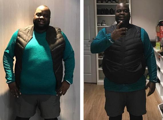Issa Doumbia : son impressionnante perte de poids (PHOTO)