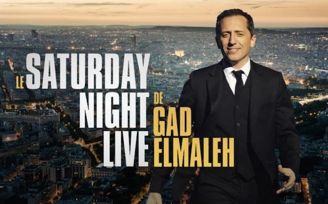 Ce soir à la télé : le Saturday Night Live de Gad Elmaleh