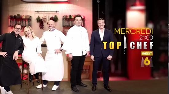Top Chef du mercredi 8 février 2017
