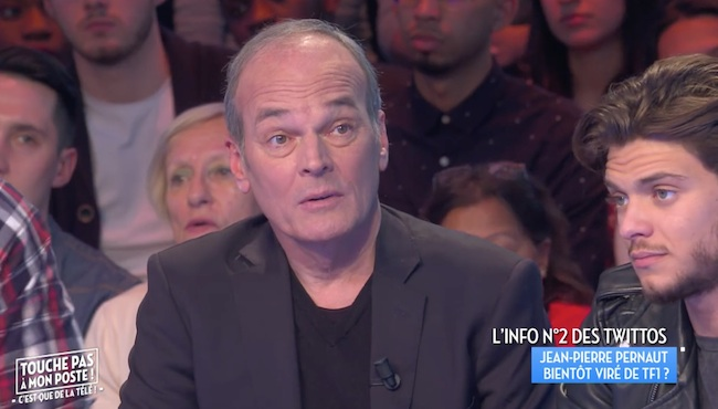 """TPMP, Laurent Baffie : """"Jean-Pierre Pernaut est un réac, un beauf et un facho"""" (VIDEO)"""