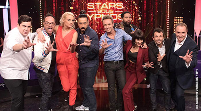 Ce soir à la télé : nouveau numéro de Stars sous hypnose