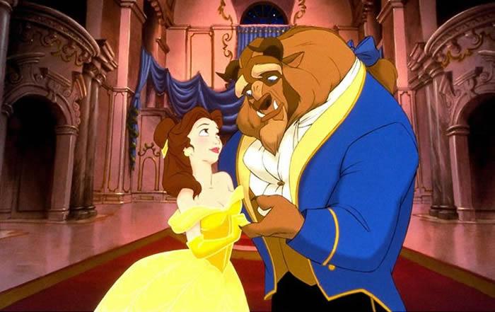 La Belle et la Bête © Disney - All rights reserved