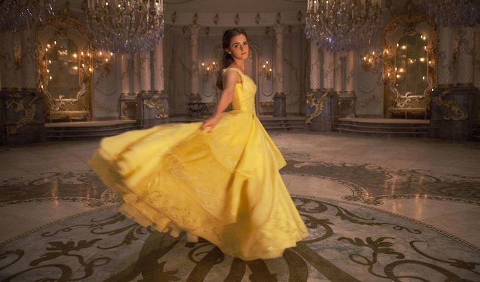 Box-office : démarrage réussi pour La Belle et la Bête avec Emma Watson