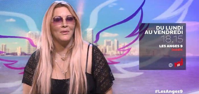 Aujourd'hui dans les Anges 9, Loana débarque ! (VIDEO)
