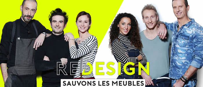 Redesign : sauvons les meubles