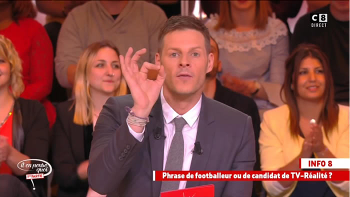 """Audience """"Il en pense quoi Matthieu?"""""""