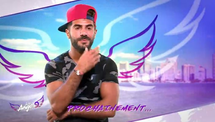 Les Anges 9 Back to Paradise du 18 avril 2017