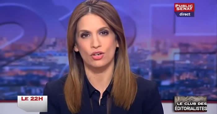 Sonia Mabrouk  : nouveau visage de On n'est pas couché ?