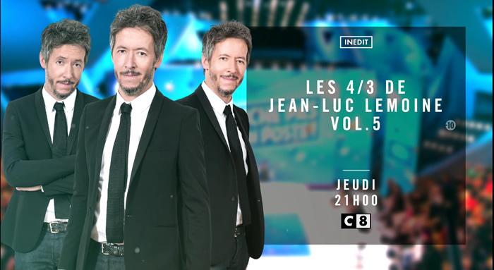 Audience : « Le meilleur des 4/3 de Jean-Luc Lemoine »