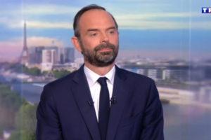 Edouard Philippe au JT de TF1