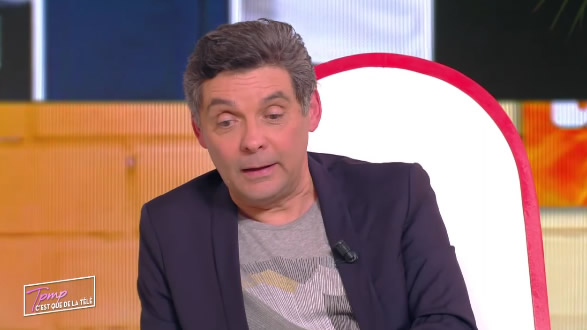 L'ex-chroniqueur de TPMP revient sur son départ de l'émission — Thierry Moreau