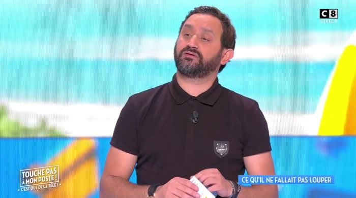TPMP Cyril Hanouna