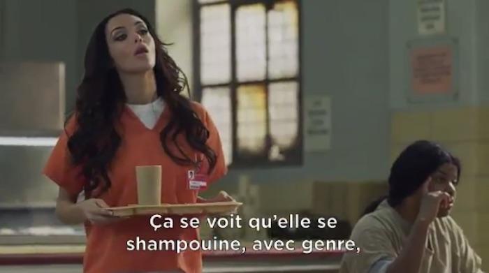 "Regardez Nabilla dans ""Orange Is the New Black"" saison 5 (VIDEO)"
