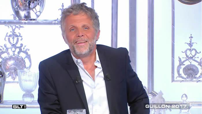 Stéphane Guillon (capture écran C8)