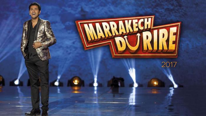 Ce soir à la télé : Jamel et ses amis au Marrakech du rire 2017
