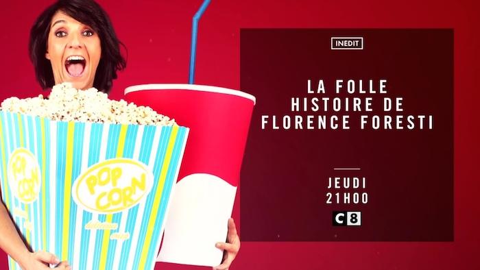 Ce soir à la télé : La folle histoire de Florence Foresti