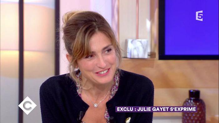 Julie Gayet se confie sur François Hollande