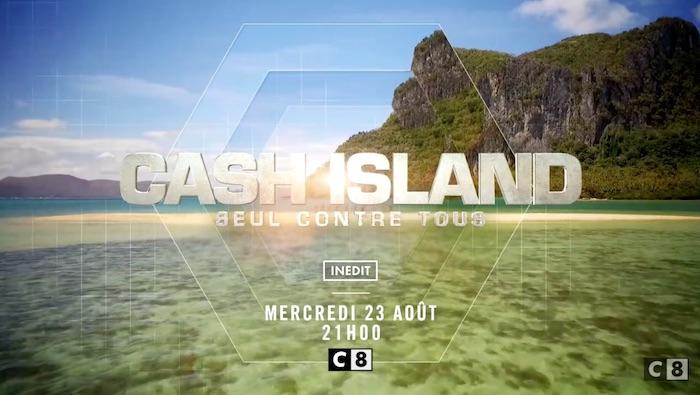 Ce soir à la télé : lancement de Cash Island avec Benjamin Castaldi (VIDEO)