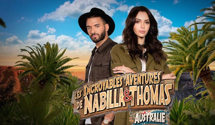 Les Incroyables Aventures de Nabilla et Thomas en Australie du 4 septembre 2017 en replay streaming gratuit