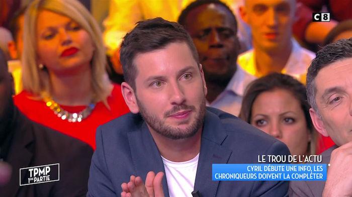 TPMP : Maxime Guény promet une nouvelle formule rock'n roll (VIDEO)