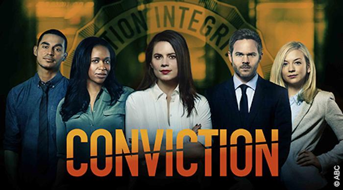 Ce soir à la télé : 3 nouveaux épisodes de Conviction