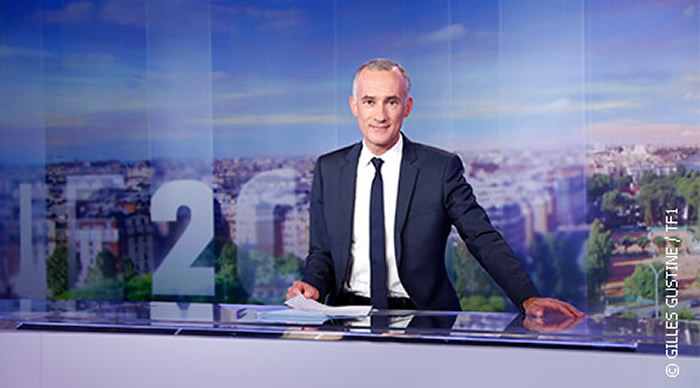 Audiences du 5 décembre : les JT en forme, record pour le 20 heures de TF1