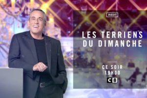 """Ce soir à la télé, Thierry Ardisson présente """"Les Terriens du Dimanche"""" (VIDEO)"""