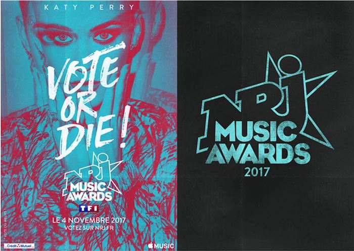 NRJ Music Awards 2017 : Indochine sera là, la suite des nominés