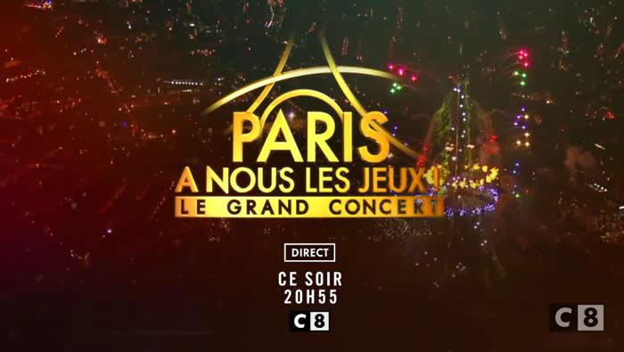 Paris 2024 : concert évènement