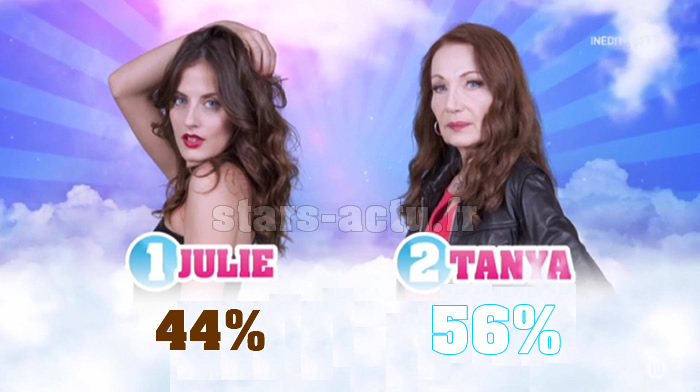 Secret Story 11 estimations : Tanya devant Julie (SONDAGE)
