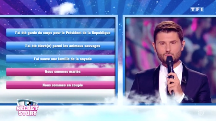 Secret Story 11 : le récap de la liste des secrets (VIDEO)