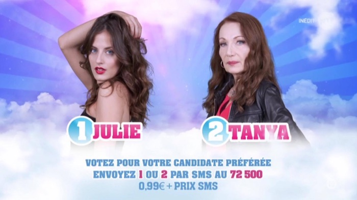 Secret Story 11 : Julie et Tanya nominées (SONDAGE)