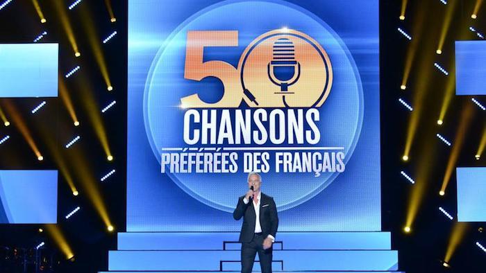 Ce soir à la télé, les 50 chansons préférées des Français sur M6 (VIDEO)
