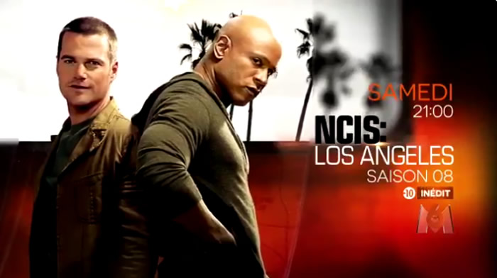 ce soir la t l retour de ncis los angeles sur m6 video stars actu. Black Bedroom Furniture Sets. Home Design Ideas