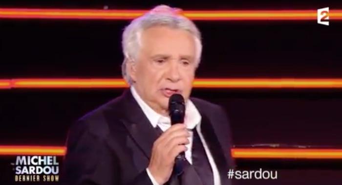Michel Sardou ne comprend rien à Twitter et s'énerve (VIDEO)