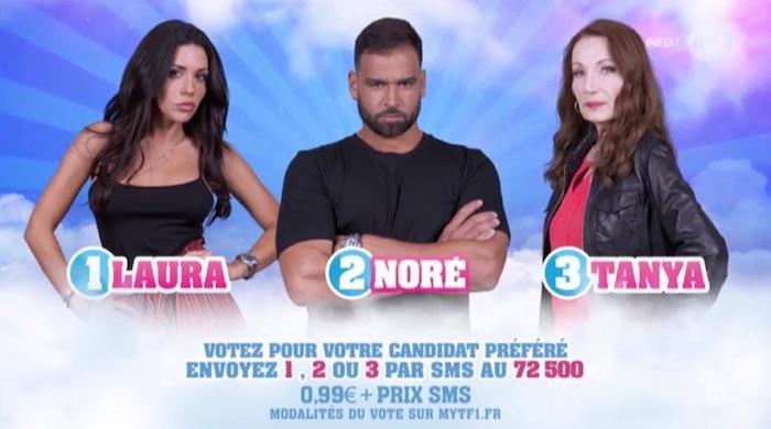 Secret Story 11 : Laura, Noré et Tanya nominés (SONDAGE)